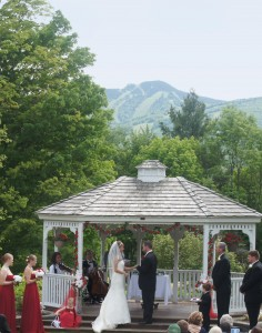 Wedding at Summit Lodge