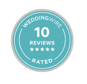 99% Recommended on Wedding Wire!  Click to read more.